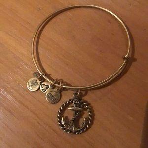 Alex and ani bengal bracelet